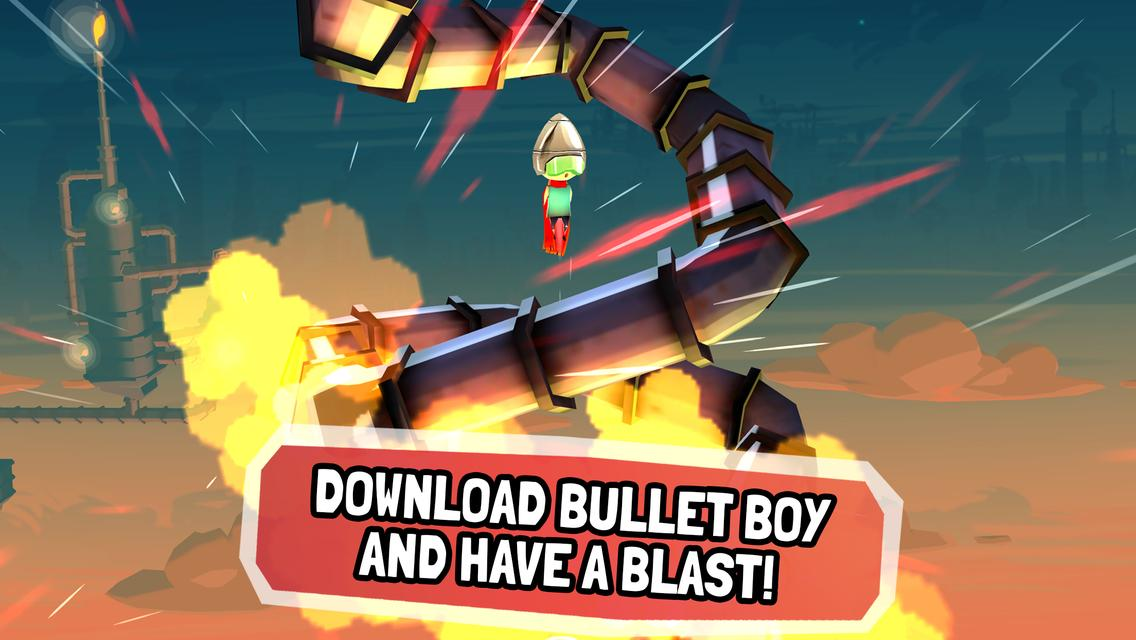 Bullet Boy- screenshot