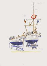 Photo: Boatyard Puerto Soller