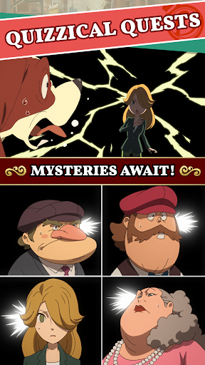 LAYTONu2019S MYSTERY JOURNEY  u2013 Starter Kit 1.0.0 screenshots 4