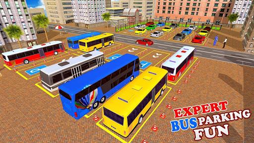 Modern Bus Drive 3D Parking new Games-FFG Bus Game 2.45 screenshots 7