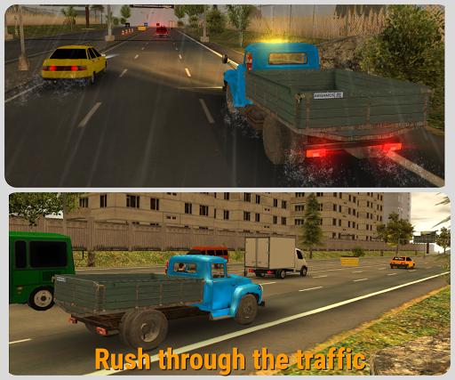Russian Car Driver  ZIL 130 modavailable screenshots 7