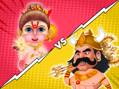 Hanuman Chalisa Game FREE - náhled