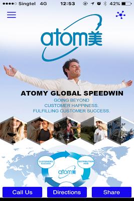ATOMY AGS - screenshot