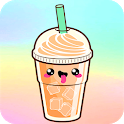 Kawaii Food wallpapers - Cute backgrounds images - icon