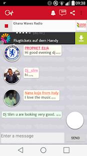 Ghana Waves Radio Stations Screenshot 7