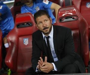 Simeone restera encore une saison à l'Atletico