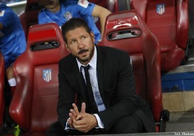 """Simeone: """"La Lazio ? Une question de temps"""""""