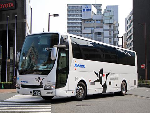 西鉄「博多・フジヤマエクスプレスプレス」 4852