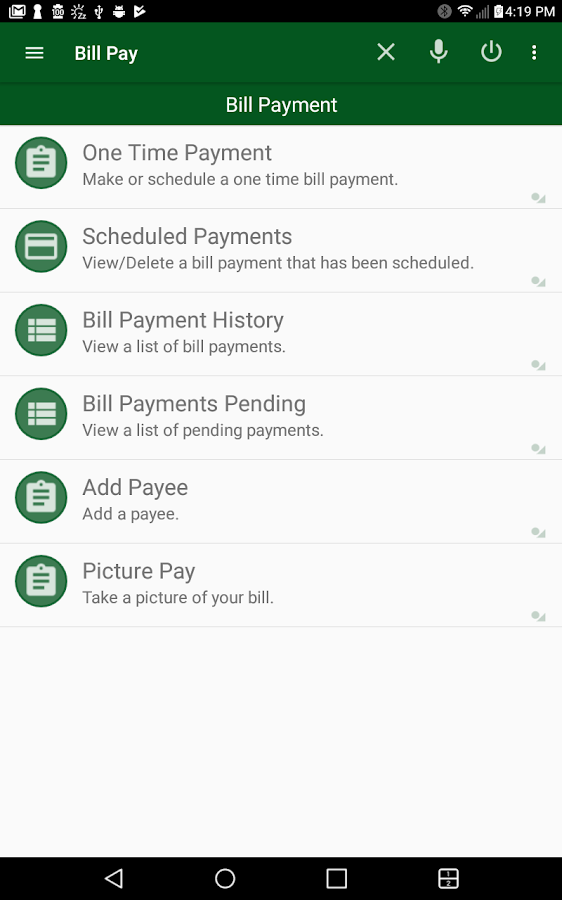 FNB Hughes Springs Mobile- screenshot