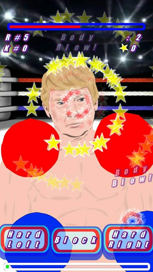 PUNCH DONALD TRUMP!!- screenshot