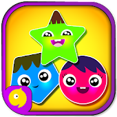 Colors & Shapes - Fun Learning Games for Kids