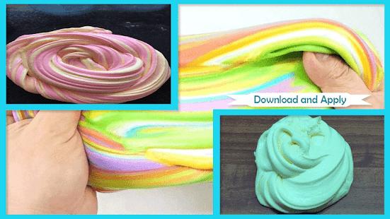 Easy DIY Fluffy Slime - náhled