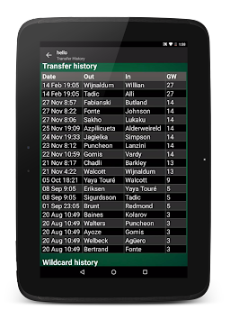 Fantasy Football Manager (FPL) APK screenshot thumbnail 10