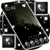 Black&White Launcher Theme