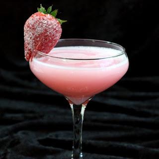 Strawberry Cream Liqueur