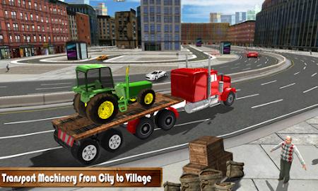 Farming Tractor Simulator 2016 1.1.2 screenshot 721805