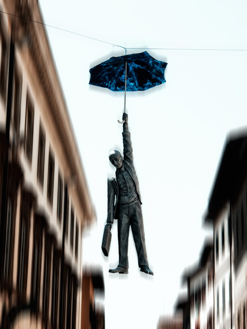 Flying away di Marco Mincarelli