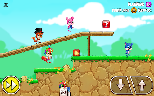 Fun Run Arena Multiplayer Race- screenshot thumbnail