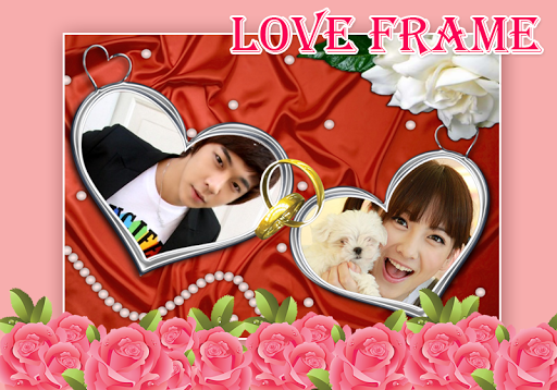 Love Photo Frames-Love Collage