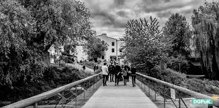 """Photo: 59. Jahrestagung der DGPuK über """"Digitale Öffentlichkeit(en)"""" an der Universität Passau  Campus   Foto: Janertainment Janine Amberger"""