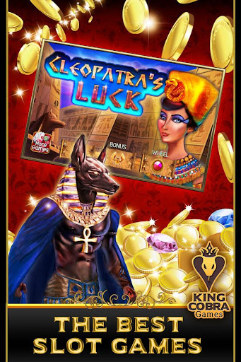 Cleopatra's Luck Slots