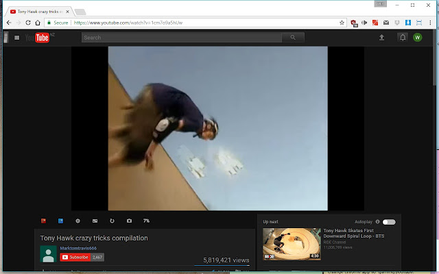 YouTube Video Expander