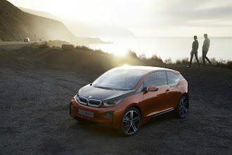 Photo: The world premiere of the BMW i3 Concept Coupe sees the BMW Group unveil a particularly nimble and emotive version of its concept for sustainable premium-class motoring with zero local emissions. http://press.bmwgroup.com/FUwQX