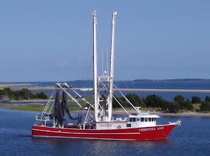Photo: Shrimpboat Christina Ann