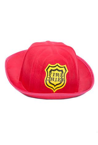 Brandmanshatt, barn