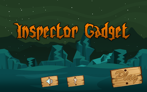 Inspector Tadget Trolley screenshot