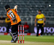 Ben Duckett of the Nelson Mandela Bay Giants during the Mzansi Super League match between Jozi Stars and Nelson Mandela Bay Giants at Bidvest Wanderers Stadium on November 17, 2018 in Johannesburg, South Africa.
