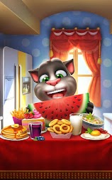 My Talking Tom APK screenshot thumbnail 9