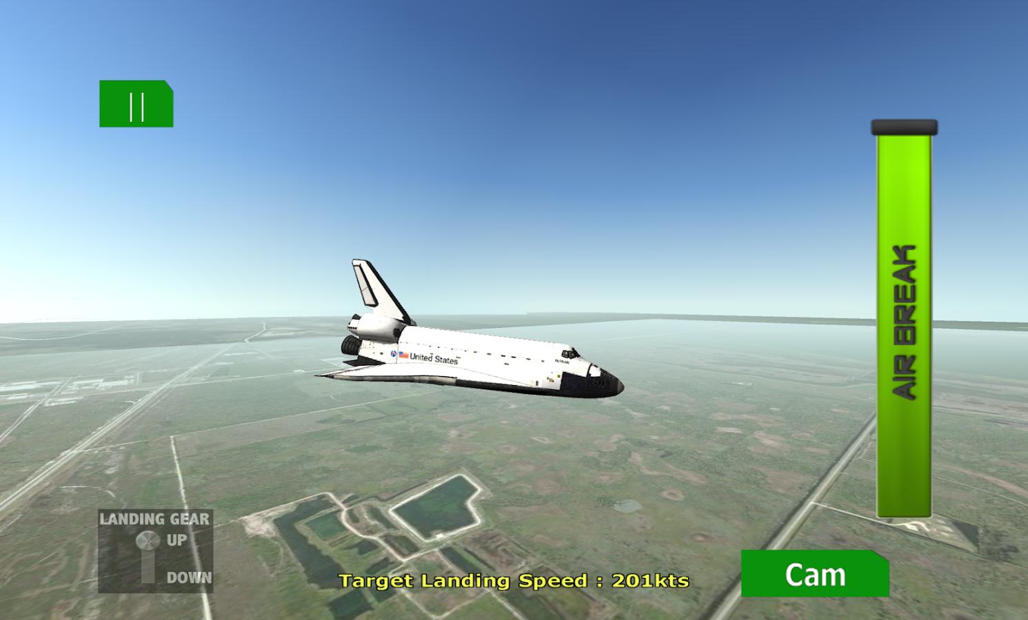 astronaut flight simulator - photo #18
