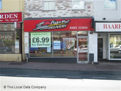 Pizza Hut Delivery On St Marychurch Road Pizza Takeaway