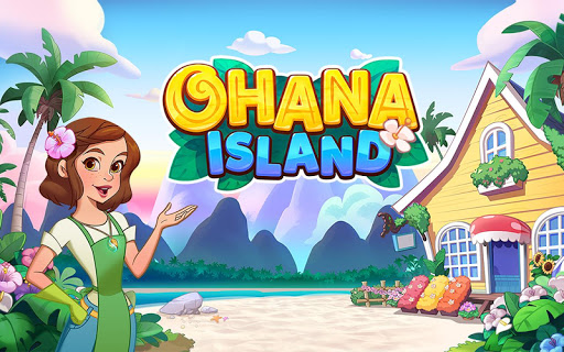 Ohana Island: Blast flowers and build filehippodl screenshot 20