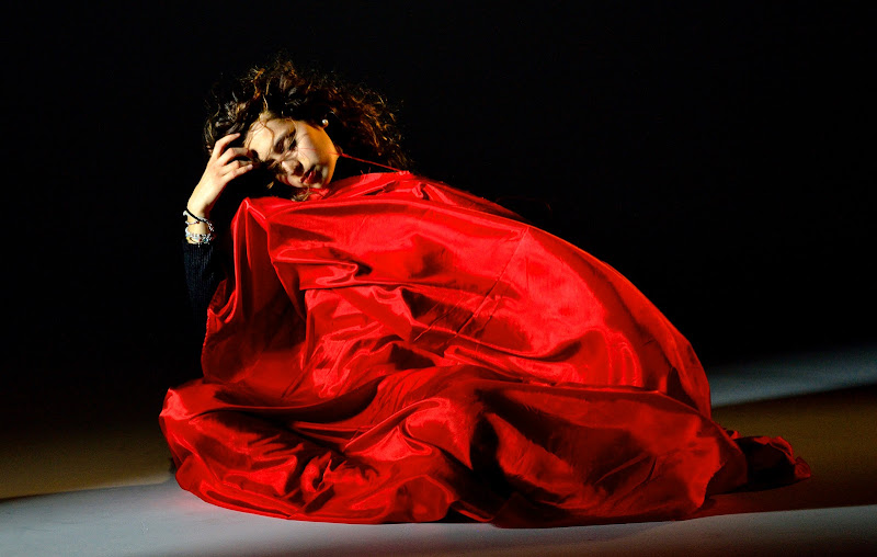 Solo rosso addosso di stefano_angeli