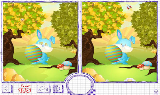 Find Bunny Differences
