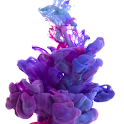 Ink in Water Live Wallpaper icon