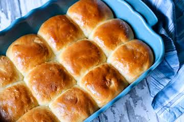 The Best Sweet Yeast Roll Dough I Have Ever Found