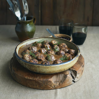 Swedish-ish Meatballs.