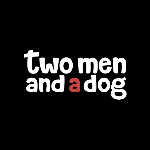 Two Men and a Dog avatar image