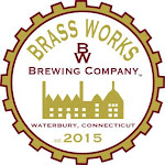 Logo for Brass Works Brewing Company
