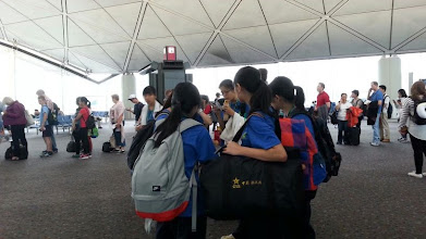 Photo: Day 1: Hong Kong International Airport