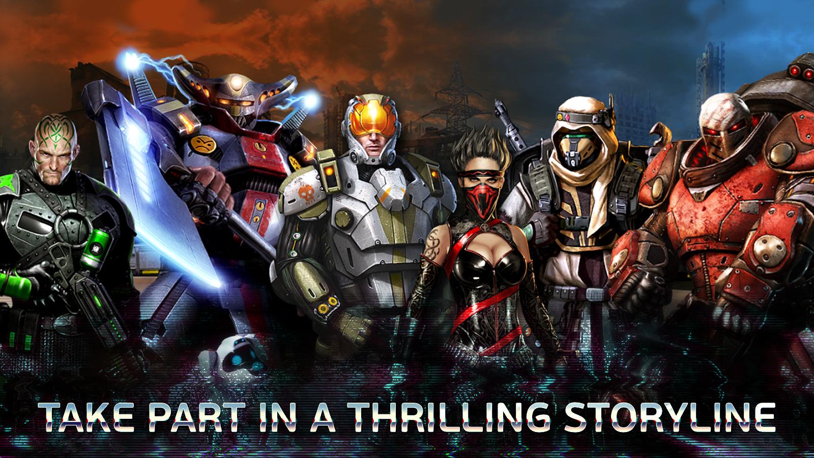 Evolution: Battle for Utopia screenshot #21