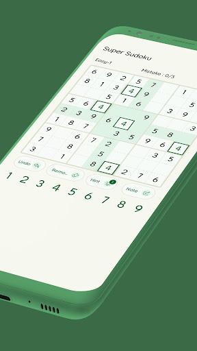 Sudoku - Free Sudoku Puzzles apktram screenshots 9