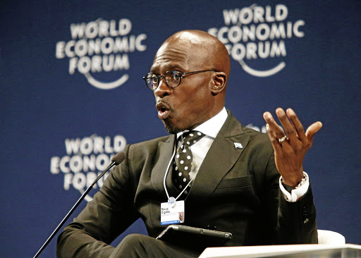 Finance Minister Malusi Gigaba. Picture: REUTERS