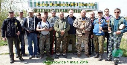 Photo: Zawody wędkarskie na stawach w Januszowicach o Puchar Burmistrza Gminy Słomniki