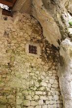 Photo: Mur i skała na każdym kroku