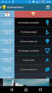 Interval Timer: HIIT & Tabata- screenshot thumbnail