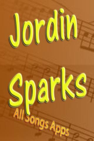 All Songs of Jordin Sparks